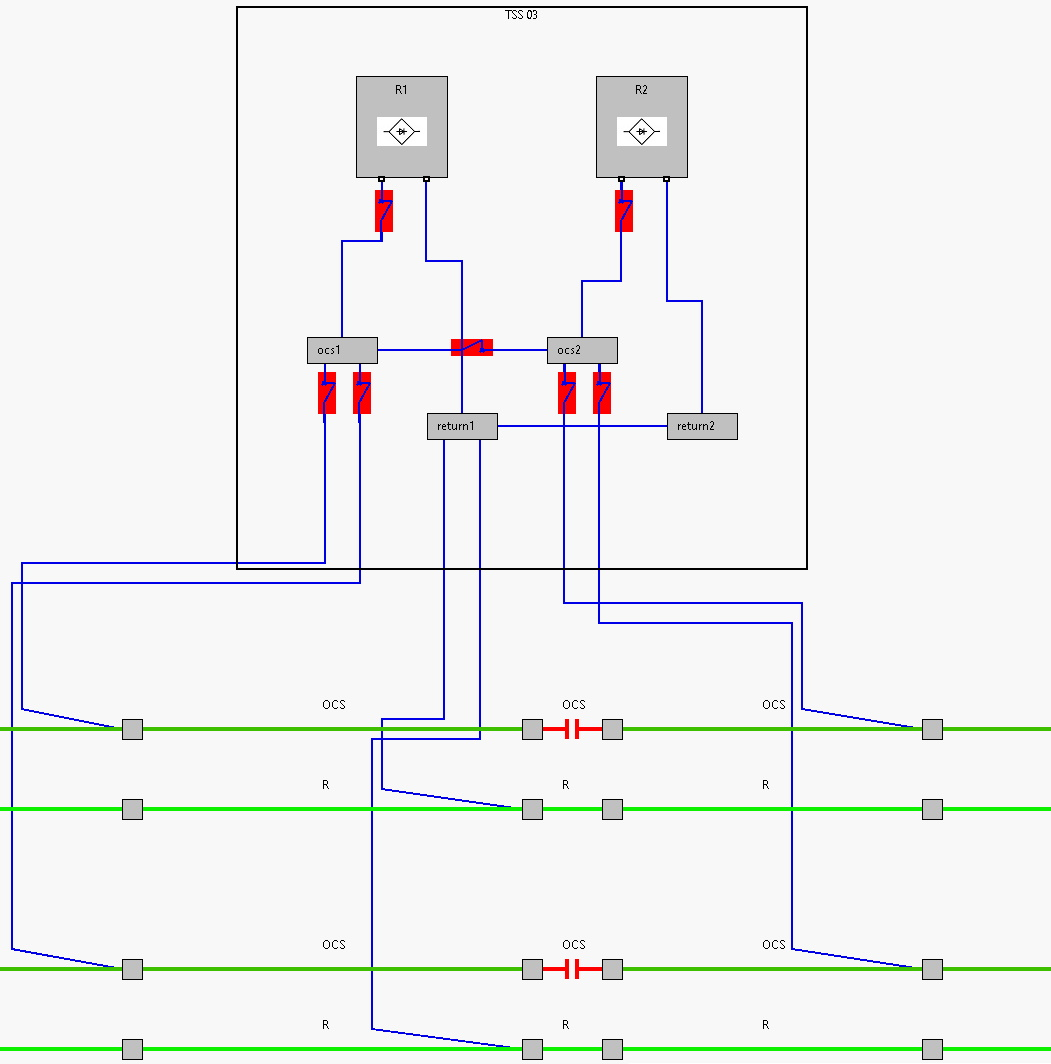 OpenPowerNet  Simulation software for railway power